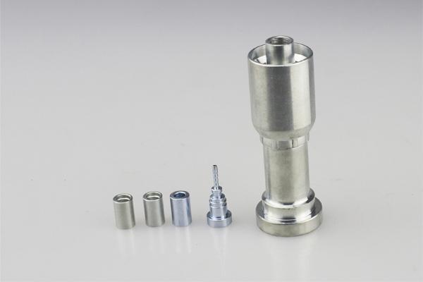 3000PSI-SAE- 플랜지 피팅