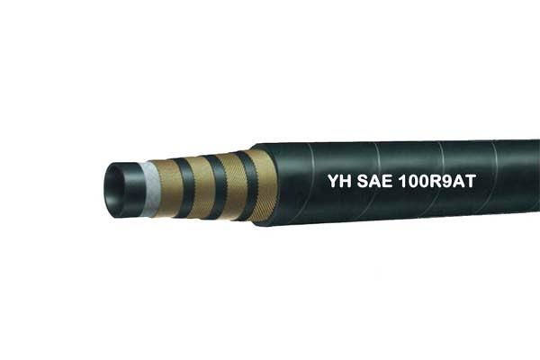 SAE-100R9AT 호스